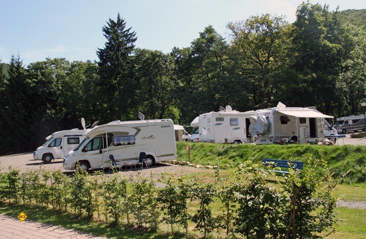 Der Reisemobil-Stellplatz in Bad Harzburg ist der optimale Ausgangspunkt um den Naturpark Harz zu erobern, den legendären Brocken zu besteigen und der sehenswerten und reisemobilfreundlichen Stadt einen Besuch abzustatten. (Foto: Stadtmarketing Bad Harzburg)