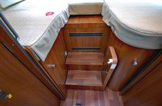 Für die Einzelbettenversionen gibt es jetzt den praktischen Spezialauszug für eine einheitliche Doppelbettfläche serienmäßig. (Foto: det)