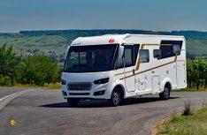 Die neue Top-Baureihe Integra von Euroa kommt mit einer automotiv gestalteten Bugpartie daher. (Foto: det)