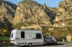 Fendt Bianco, der Caravan für alle. Hier der kurze Reisewagen Selection 390. (Foto: Werk)
