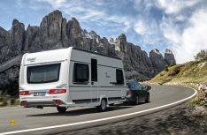 Der Caravan Fendt Tendenza wurde für die Saison 2018 komplett überarbeitet. (Foto: Werk)
