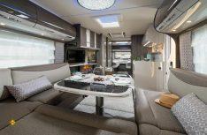 Luxus pur und freie Blickachsen im neuen Brillant 700 SGA. (Foto: Werk)