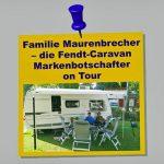 Fendt Road-Tour stellt den Caravan Tendenza 2018 vor