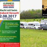 Goldschmitt plant weltweit längsten Wohnmobil-Konvoi
