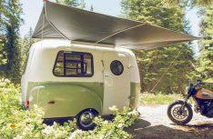 Happier Camper bitet ein kpmplette Zubehör-Programm für den Retro-Winzling an. (Foto: Werk)