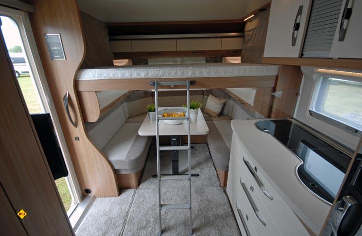 hobby wohnwagen 2018 mehr modelle und eine erneuerte baureihe ontour deutsches caravaning. Black Bedroom Furniture Sets. Home Design Ideas