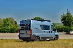 Karmann hat mit dem Kompaktmodell 540 Trend die Dexter Baureihe von Campingbussen nach unten abgerundet. (Foto: det)