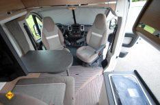 Die Van-Baureihe wurde modellgepflegt und in Details optimiert. (Foto: det)
