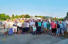 So sehen zufriedene Gäste eines tollen Treffens aus. Das Womo-Treffen in Nürtingen. (Foto: Stadt Nürtingen)