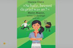 Eine Frau am Rande der Weißglut – Das Buch für alle Frauen, die ihren Mann jeden Sommer an den Grill verlieren. (Foto Verlag)