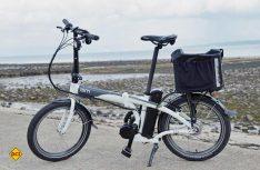 Das Tern elink hat einen guten Stammbaum von den Machern der Dahon Falträder. (Foto: det)