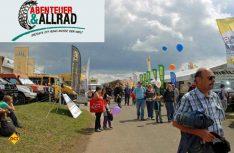 Zum 19. Mal fand die weltgrößte Off-Road-Messe Abenteuer & Allrad in Bad Kissingen statt und endete mit einem Besucherrekord. (Foto: det)