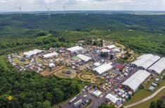 Auf über 100.000 Quadratmeter Gesamtfläche zeigten auf der  Abenteuer & Allrad 2017 über 250 Aussteller ihre Produkte. (Foto: Pro-Log)