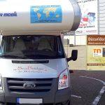 Traumtour-Chef Konstantin Abert: Im chinesischen Verkehr muss ich umdenken