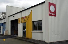 Die Produktion der beauer-Caravans findet im Angouléme statt. (Foto: Werk)