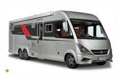 Die vollintegrierte Top-Klasse Elegance kommt 2018 mit drei Doppelachser-Fahrzeugen auf den Markt. (Foto: Werk)