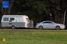 """Seit 60 Jahren wird der Eriba Touring von Hymer gebaut. Das wird in Bad Waldsee mit vier Jubiläumsmodellen """"60 Edition"""" gefeiert. (Foto: Werk)"""