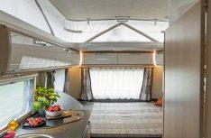 Die klassisch-traditionelle Innenausstattung erhält ebenfalls moderne und frische Farben. (Foto: Werk)