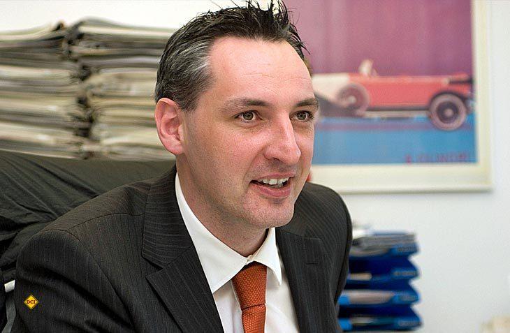 Sascha Wolfinger übernimmt die Leitung der Abteilung Communication & Institutional Relations bei der FCA Group Deutschland. (Foto: FCA)