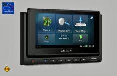 Fusion zeigt mit dem neuen RV-BBT602 sein erstes Infotain- und Navisystem für Reisemobile. (Foto: Fusion)
