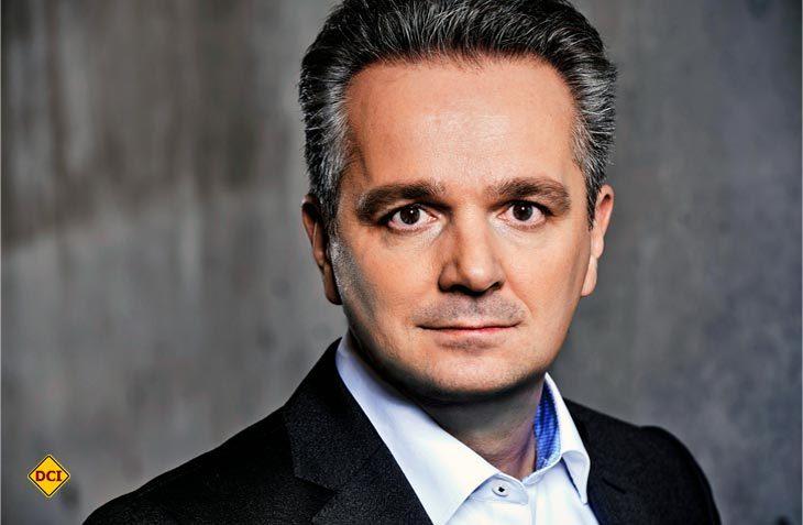 Stefan Junker wird neuer CFO der Erwin Hymer Group und ist damit im Vorstand für Finanzen, Controlling, Steuern und Recht zuständig. (Foto: EHG)