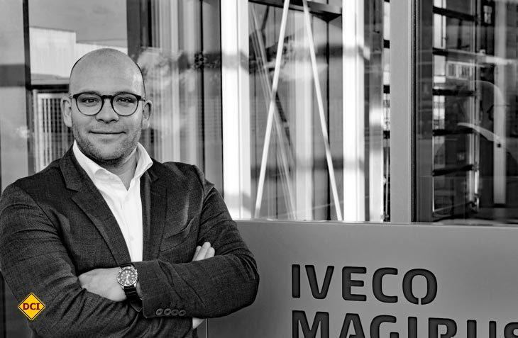 Markus Ferri ist neuer Leiter Camper Business bei Iveco. (Foto: Iveco)