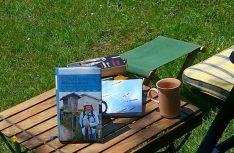 Ich bin dann mal weg - Hape Kerkelings Buch ist vielfach die Motivation für eigene Touren und gilt als Bibel der Jakobus-Pilger. (Foto: Meurer)