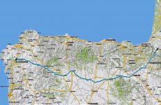 Der französische Camino hat 32 Stationen und ist der bei Pilgern beliebteste Weg nach Santiago. (Grafik: DCI)