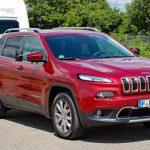 Kurz vorgestellt – Zugfahrzeug Jeep Cherokee 2,2 4WD Limited