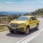 Mercedes-Benz X-Klasse feiert Weltpremiere