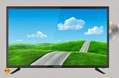 Kino-Atmosphäre in Caravan und Reisemobil mit dem 32-Zoll-TV von Megasat. (Foto: Megasat)