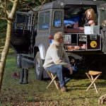 Ququq Campingbox für Landrover Defender