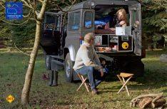 Individualausbauer Ququq stellt seine Campingbox jetzt auch für den Landrover Defender vor. (Foto: Werk)