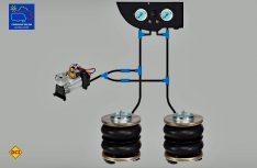 Der Fahrwerksspezialist SMV kann jetzt ein Zweikreis-Luftfedersystem für Ducato-Fahrzeuge mit ESC anbieten. (Foto: SMV)