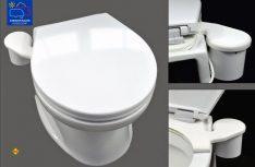Die automatische Entlüftung für Mobiltoiletten Compact Close von SOG ist speziell für Toiletten mit Soft Close Deckel entwickelt worden. (Foto: Werk)