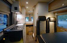 Drei Querbettmodelle und einen Campingbus mit Einzelbetten hat Sunlight mit der Cliff-Baureihe in das Prgramm aufgenommen. (Foto: det)