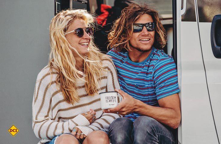 Philly Lewis und Alan Stokes sind die neuen Markenbotschafter für Sunlight im Factory-Team. (Foto: Sunlight)