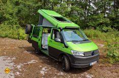 Xtren-Open Sky nennt Terra Camper sein neue Aufstelldach aus Aluminium, das in Eigenregie gefertigt wird. (Foto: Werk)