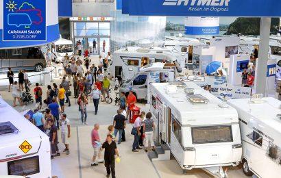 Der Caravan Salon findet vom 26. August bis 03. September 2017 in Düsseldorf statt. (Foto: Messe Düsseldorf)