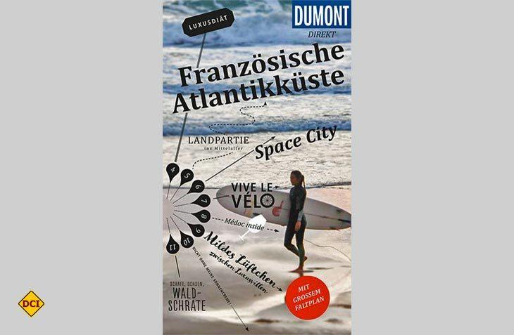 Wer bereit ist, sich auf den Atlantik, die Küste und die Menschen dort einzulassen, der ist mit diesem Reiseführer aus dem DuMont-Reiseverlag in besten Händen. (Foto: Verlag)