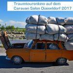 Traumtouren-Kino auf dem Caravan Salon – exklusiver Vorgucker
