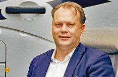 Chris Möller ist nicht nur Gründer und Unternehmer, sondern auch ein begeisterter Fan der wachsenden Share Economy. (Foto: Campanda)