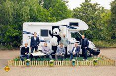 Die Buchungsplattform Campanda ist seit 2013 auf dem Markt und bietet aktuelle etwa 26.000 Freizeitfahrzeuge zur Vermietung weltweit an. Hier die Geschäftsführunge des jungen Unternehmens. (Foto: Campanda)
