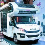 Caravan Salon 2017 – Dethleffs präsentiert vollelektrisches Wohnmobil