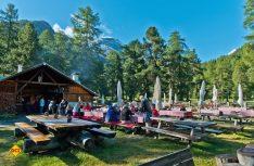 Der Tag nach einem Frühstück in frischer Bergluft kann nur gut werden (Foto: CIVD)