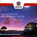 Fiat Ducato Camper stellt am Produktionsstandort Sevel Rekord auf