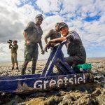 Ostfriesen-Olympiade – Das 34. Schlickschlittenrennen in Upleward