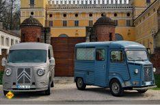 Zum 70. Jubiläum des Citroën Hy haben italienische Designer eine witzige Neuauflage gebaut. (Foto: Typehy.eu)