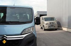 Basis der Neuauflage des HY ist der Citroën Jumper. (Foto: Typehy.eu)