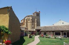 Das Pilgerhospiz Itero de la Vega. (Foto: Meurer)